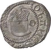 ¼ Grosso - Giovanni IV Paleologo – obverse