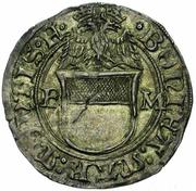 Grosso - Bonifacio III Paleologo – obverse