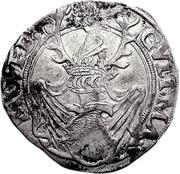 1 Cornuto - Guglielmo IX Paleologo – obverse