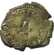 Sesino à la croisette - Francesco Gonzaga (Type français) – reverse