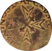 1 Parpagliola - Rodolfo Gonzaga (Savoyard type) – reverse