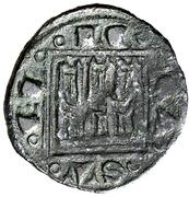 Meaja - Alfonso X (no mark) – obverse