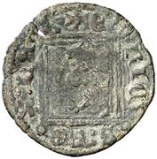 Dinero - Enrique II (Toledo) – reverse