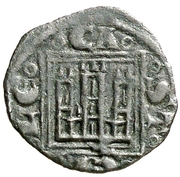 Meaja - Alfonso X (Coruna) – obverse