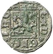 Dinero - Enrique II (Zamora) – reverse