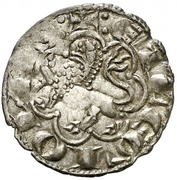 Noven - Alfonso X (Leon) – reverse