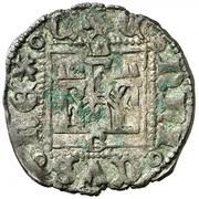 Dinero - Enrique II (Burgos) – obverse