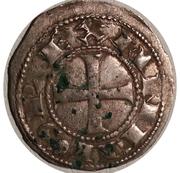 Dinero - Alfonso VI (Toledo) – obverse