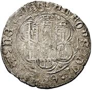 Cuartillo - Alfonso de Avila (pretender;Segovia) – reverse