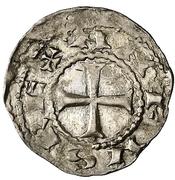 Obolo - Alfonso VI (Toledo) – obverse