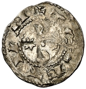 Meaja - Alfonso VI (Toledo) – reverse