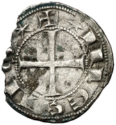Dinero - Alfonso VII (Leon) – obverse