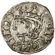 Cornado - Enrique II (Segovia) – obverse