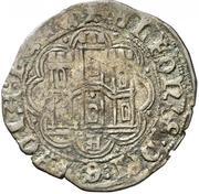 Cuartillo - Alfonso de Avila (pretender;Avila) – reverse
