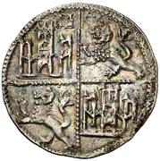 ¼ Maravedi - Alfonso X (Murcia) – reverse