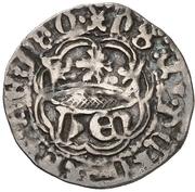 ¼ Real - Enrique IV (Cuenca) -  obverse