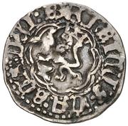¼ Real - Enrique IV (Cuenca) -  reverse
