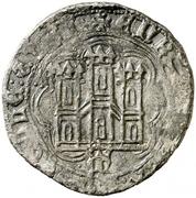 Cuartillo - Enrique IV (Madrid) -  obverse