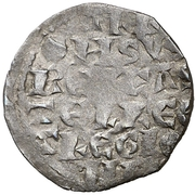 Dinero - Alfonso X (Cordoba) – obverse