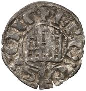 Dinero - Fernando IV (Coruna) – obverse