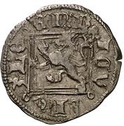 Dinero - Enrique II (Leon) – reverse