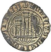 Blanca - Enrique IV (Segovia) – obverse