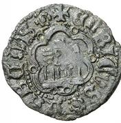 ½ Blanca - Enrique IV (Seville) – obverse