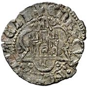 ½ Blanca - Enrique IV (Cordoba) – obverse