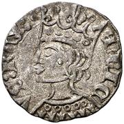 Cornado - Enrique II (Leon) – obverse