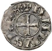Dinero - Alfonso VI (Leon) – obverse