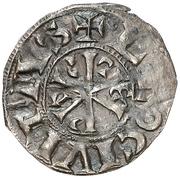 Dinero - Alfonso VI (Leon) – reverse