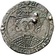 Dinero - Alfonso VII (Cordoba) – obverse