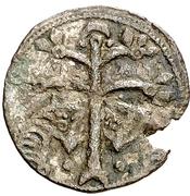 Dinero - Alfonso VII (Toledo) – obverse
