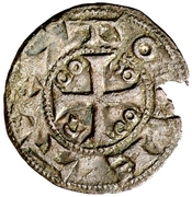 Dinero - Alfonso VII (Toledo) – reverse