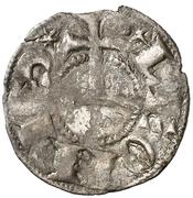 Dinero - Alfonso VII (Leon) – reverse