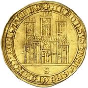 Dobla - Alfonso XI (Sevilla) – obverse