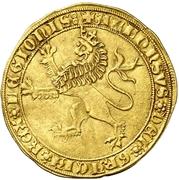 Dobla - Alfonso XI (Sevilla) – reverse