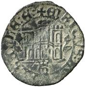Maravedi - Enrique IV (Madrid) -  obverse
