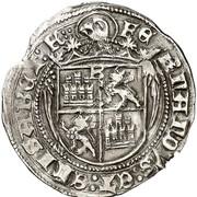 Real - Reyes Catolicos (Burgos) – obverse