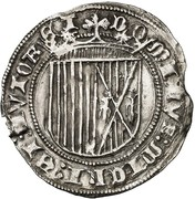 Real - Reyes Catolicos (Burgos) – reverse