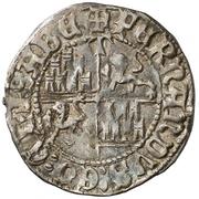½ Real - Fernando and Isabel (Toledo) – reverse