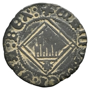 Blanca - Enrique IV (diamond;Coruna) – obverse