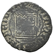 Blanca - Enrique IV (diamond;Coruna) – reverse