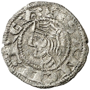 Meaja - Sancho IV (Santiago) – obverse