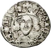 Cornado - Enrique II (Santiago) – obverse