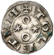 Dinero - Alfonso VI (Toledo) – reverse
