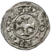 Obolo - Alfonso I de Aragon (Toledo) – reverse