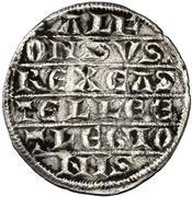 ¼ Maravedi - Alfonso X (Seville) – obverse