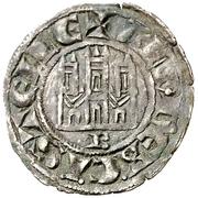 Pepion - Alfonso X (Burgos) – obverse