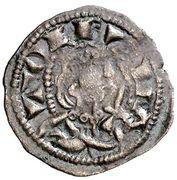Obolo - Alfonso VIII (Toledo) – reverse